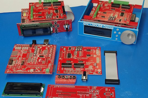 Browse products by Thanos 6DOF Motion Control on Tindie
