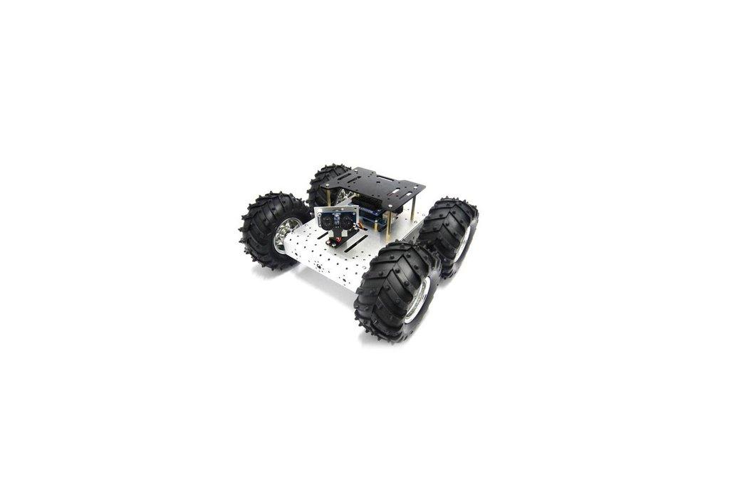 Road Robot Smart Car Kit For Arduino Raspberry Pi 2