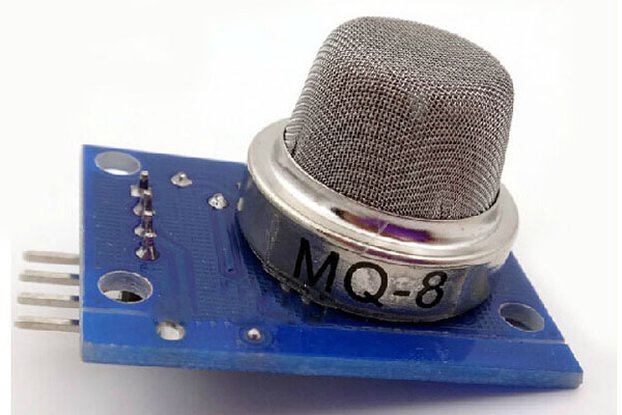 2pcs MQ-8  Hydrogen Gas sensor Detecting Module Alarm Sensor