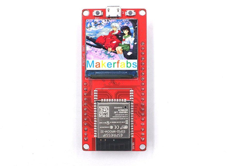 MakePython ESP32 Color LCD 1