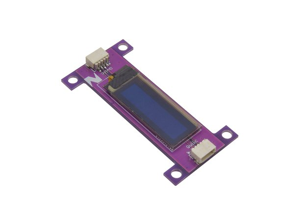 Zio OLED Display (0.91 in, 128x32, Qwiic)