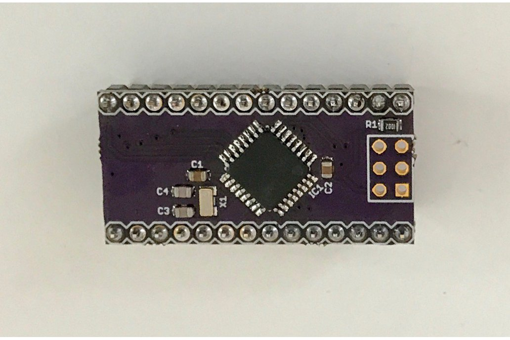 ATXMega32E5 breakout board 2