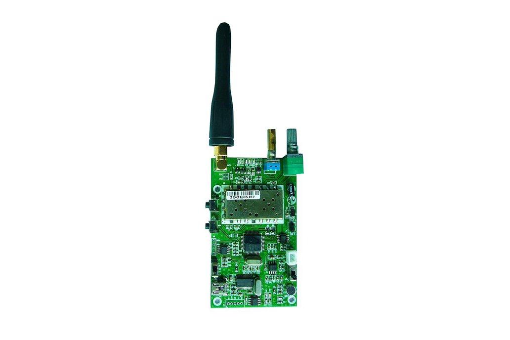 FRS_DEMO_B demo board (for 1W350 UHF module) 1