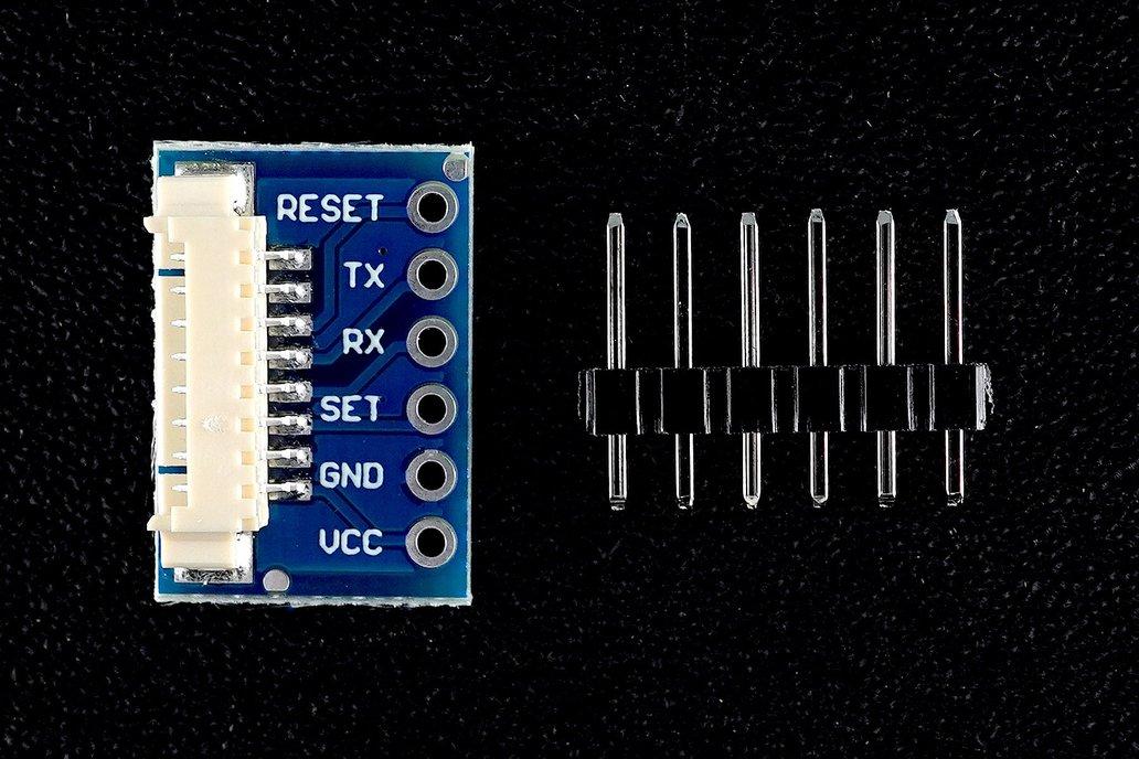 PMS5003 sensor adapter (made by e-radionica) 1