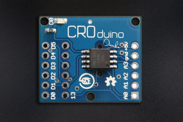Croduino Damba - ATTINY85 Arduino compatible board
