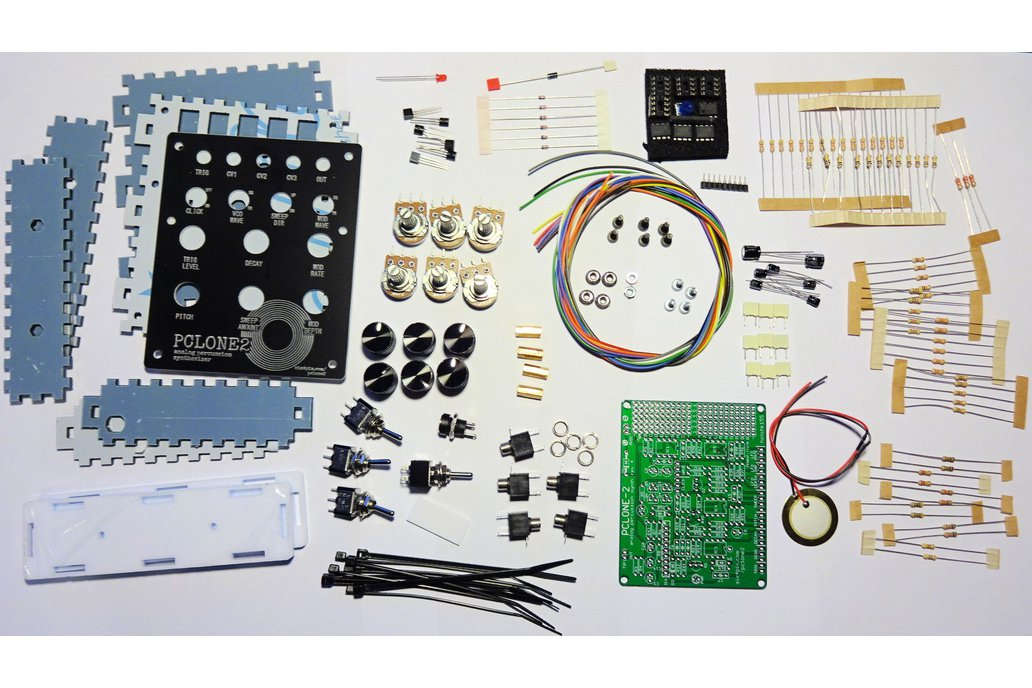 PC-2 Clone - Analog Percussion Synthesizer Kit 3