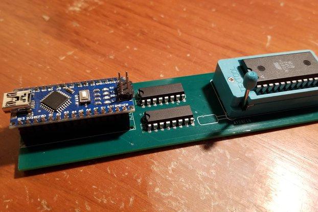 AT28C16 EEPROM Programmer