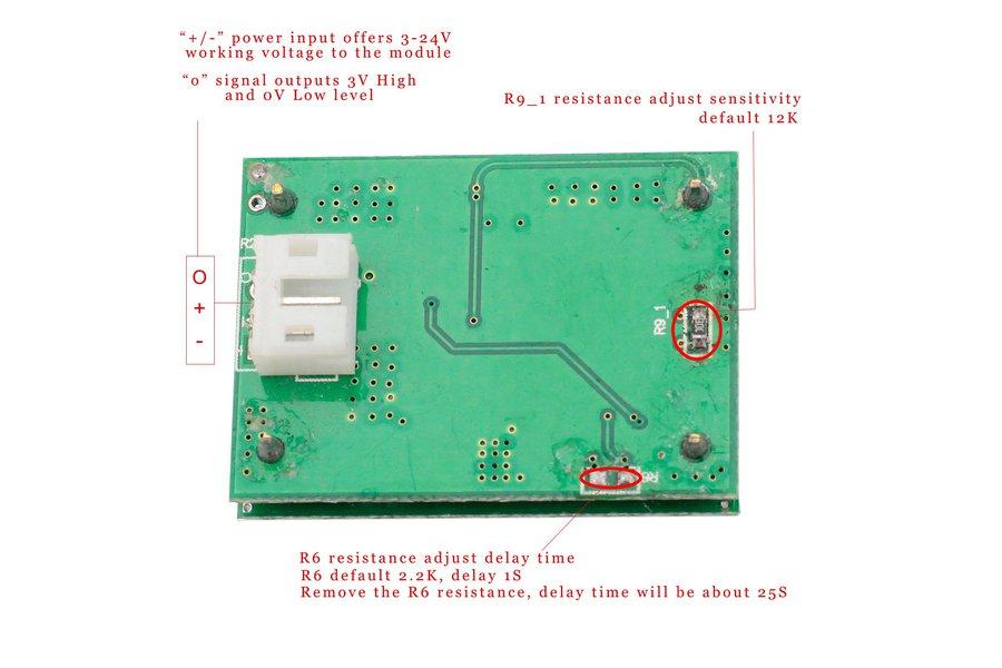 Microwave Radar Sensor Smart Switch(7740)