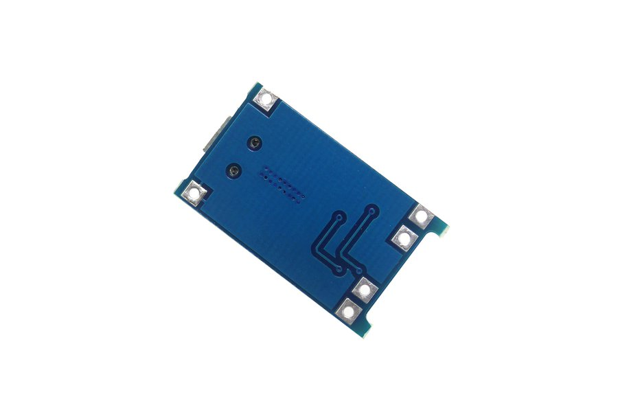 18650 Lithium Battery Charging Board