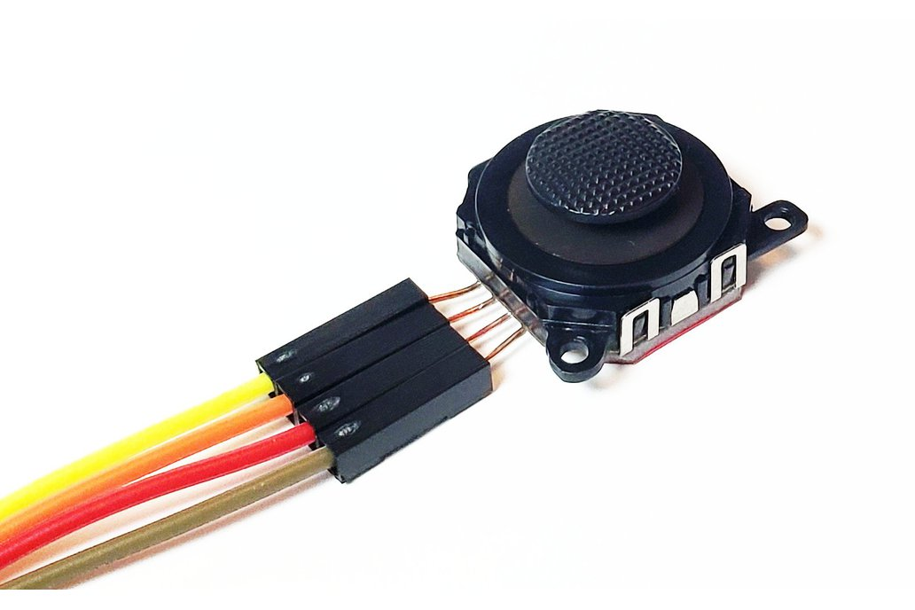2-Axis Analog Mini Joystick (PSP1000) with leads 1