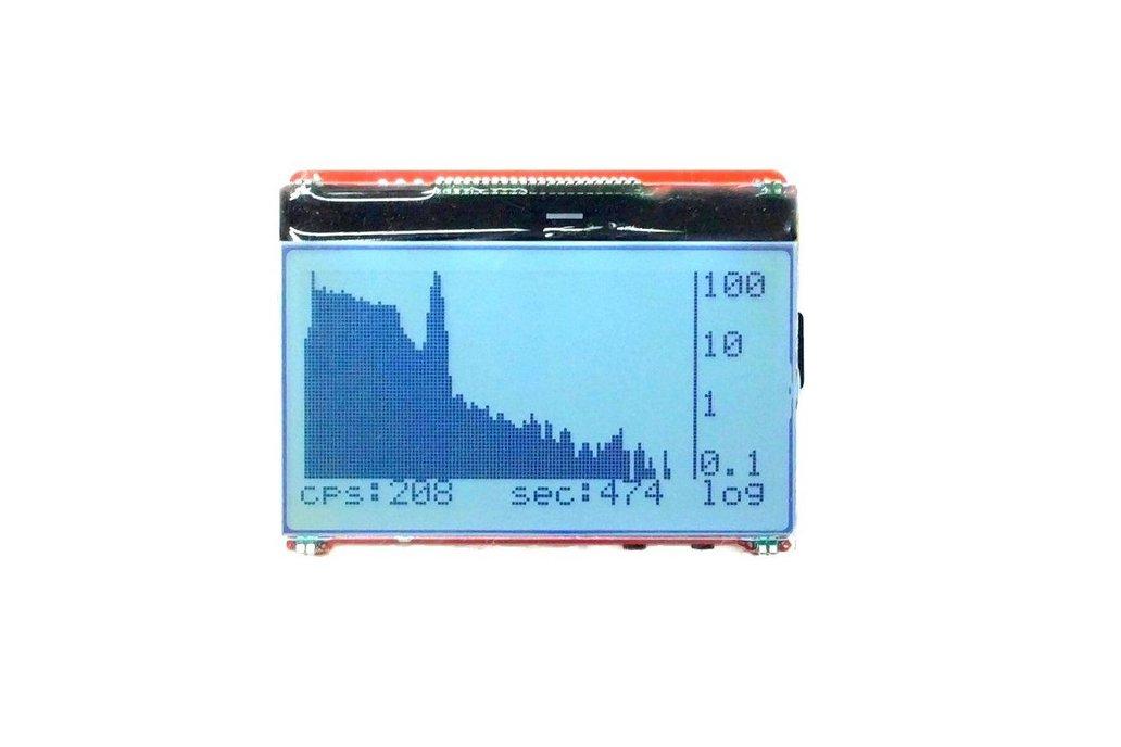 DIY Multi Channel Analyzer for Gamma Spectroscopy 1