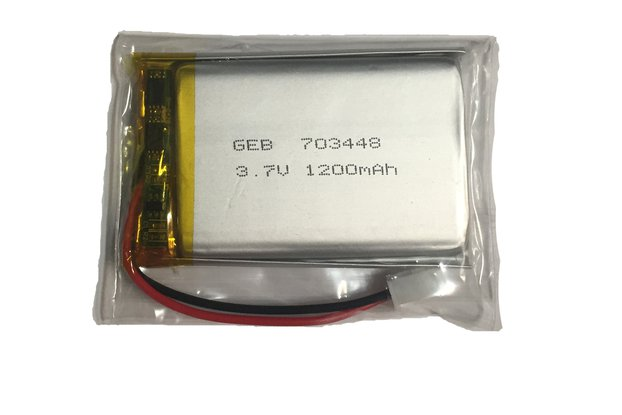 Replacement Sensor Battery