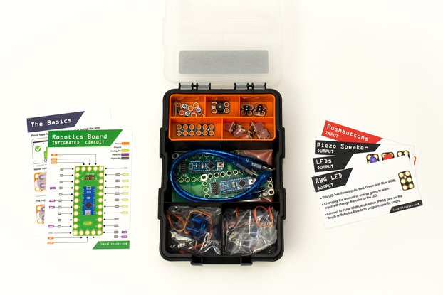 Crazy Circuits Robotics Kit