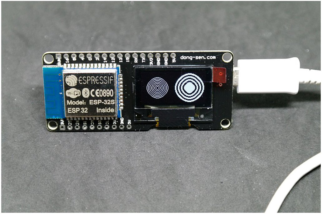 D-duino-32(ESP32&0.96OLED display) 4