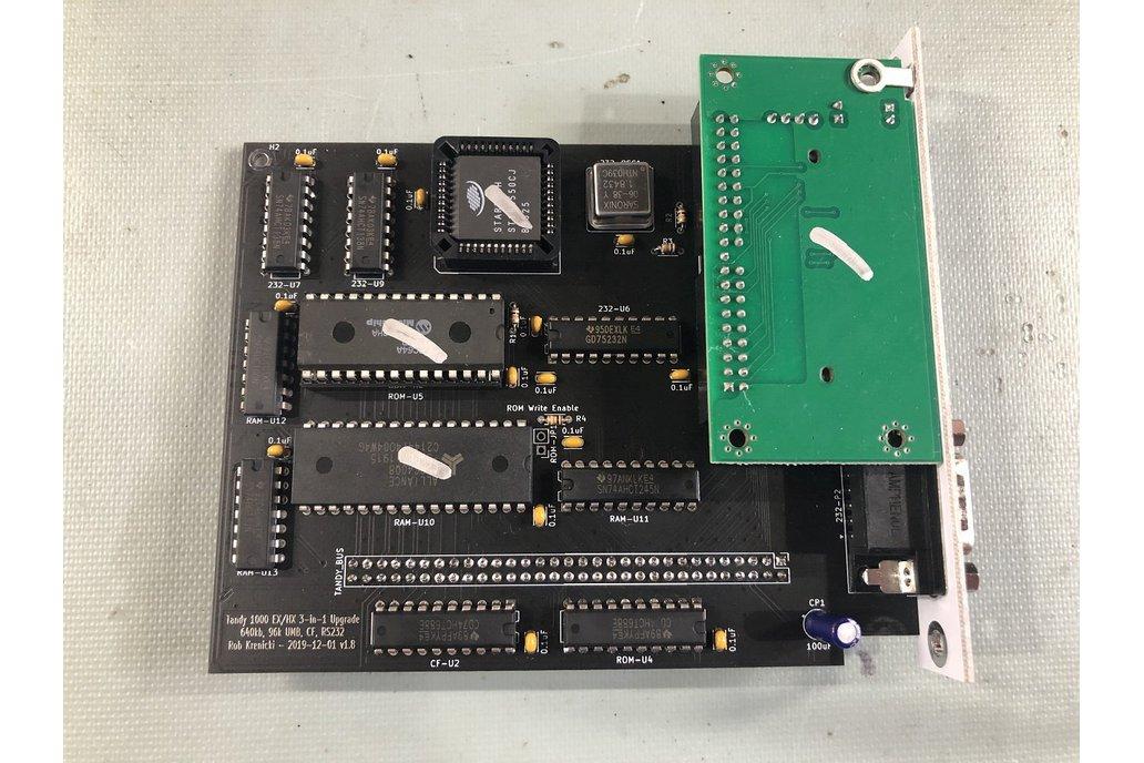 Tandy 1000 EX/HX 3-in-1 Upgrade 1