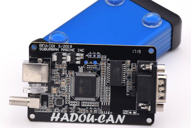 Hadou-CAN USB - CAN FD adapter