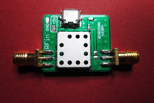 Low Noise Amplifier 100 kHz to 2000 MHz Gain 30dB
