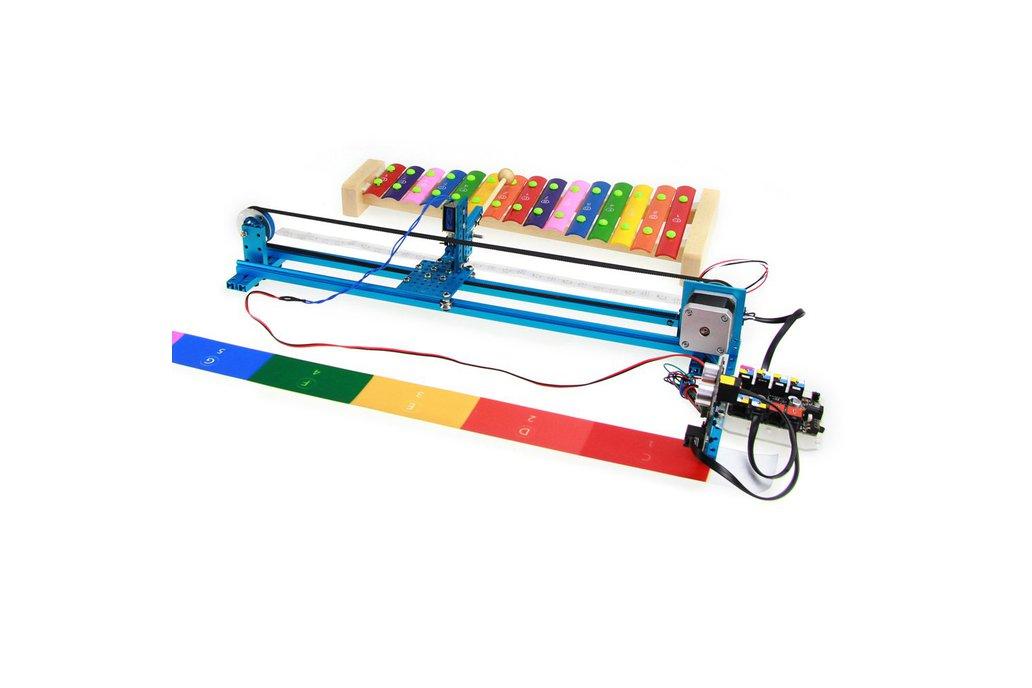 Makeblock Music Robot Kit V2.0 (With Electronics)  1