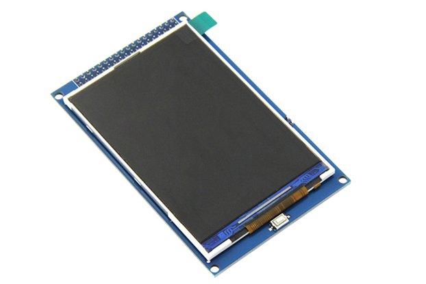 3.5 inch Arduino Display Mega2560 65K Color Screen