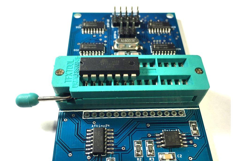 TinyLoadr AVR Programmer 4