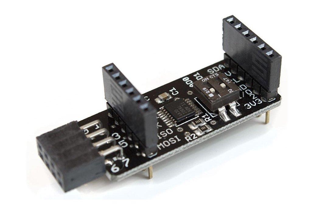 ADC-X 8-channel 8bit I2C Analog Digital Converter