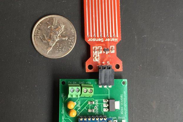 WiFi Wireless Sensor Control Module