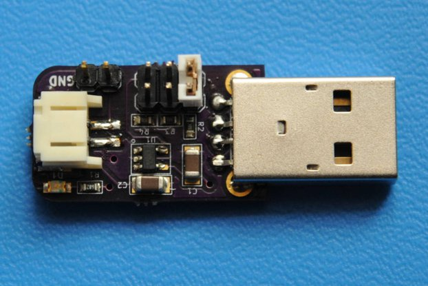 USB Lipo charger 20mA/100mA/500mA