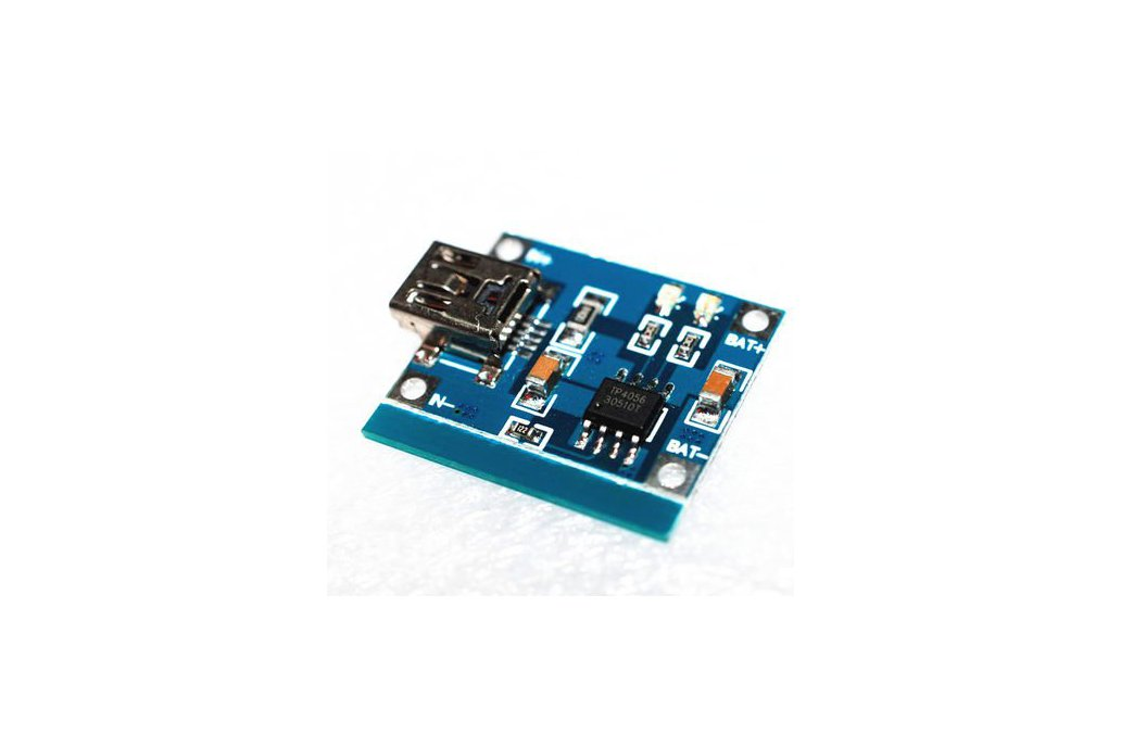 LiPo Charger Breakout Board 1