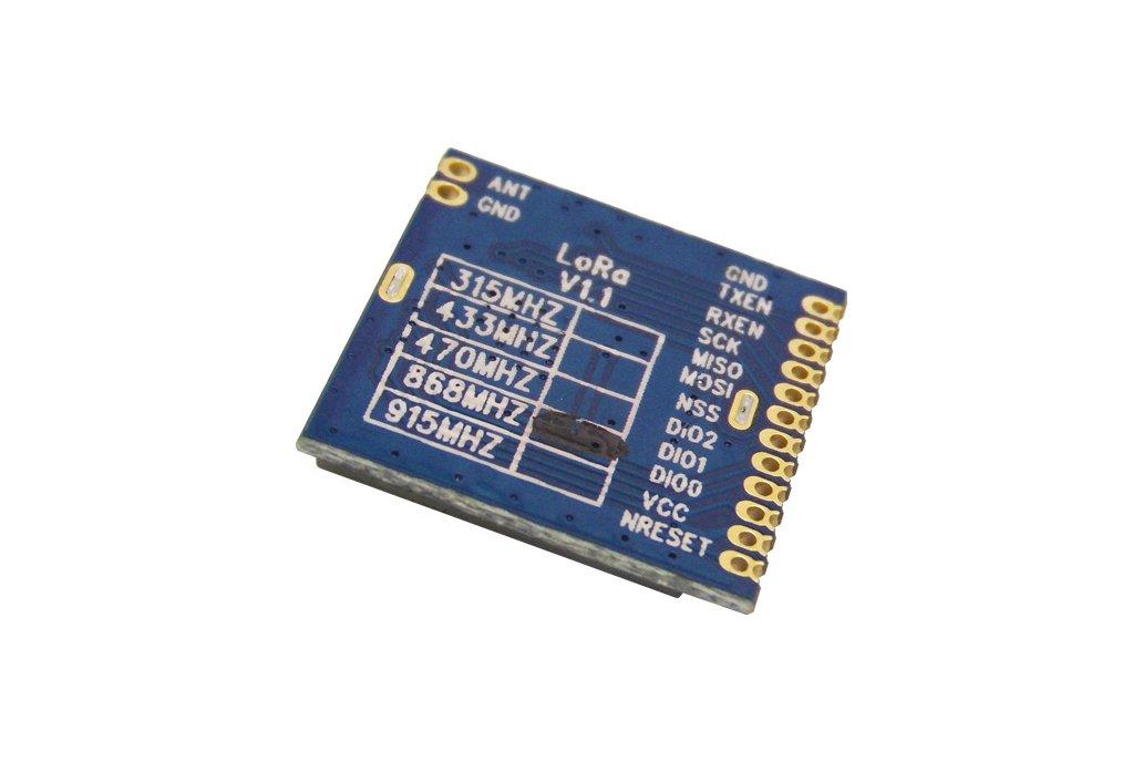 LoRa1276  868MHz/915MHz SX1276 20dBm RF Module  3