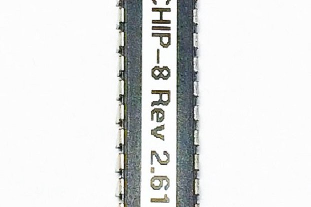 CHIP-8 IC - 28 Pin DIP Package