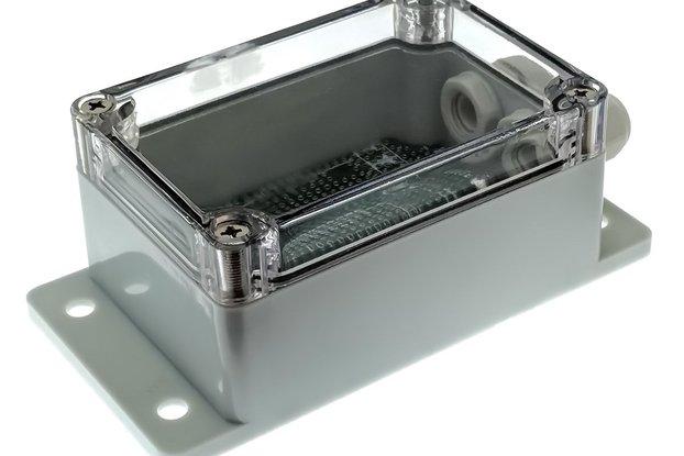 qBox DIY IOT Enclosure Plus Kit (No SMA)