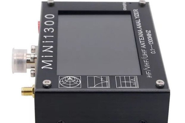 MINI1300 Tester Counter HF VHF UHF SWR Meter Touch