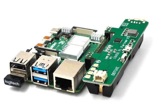 DSTIKE 18650 Pi Partner V3