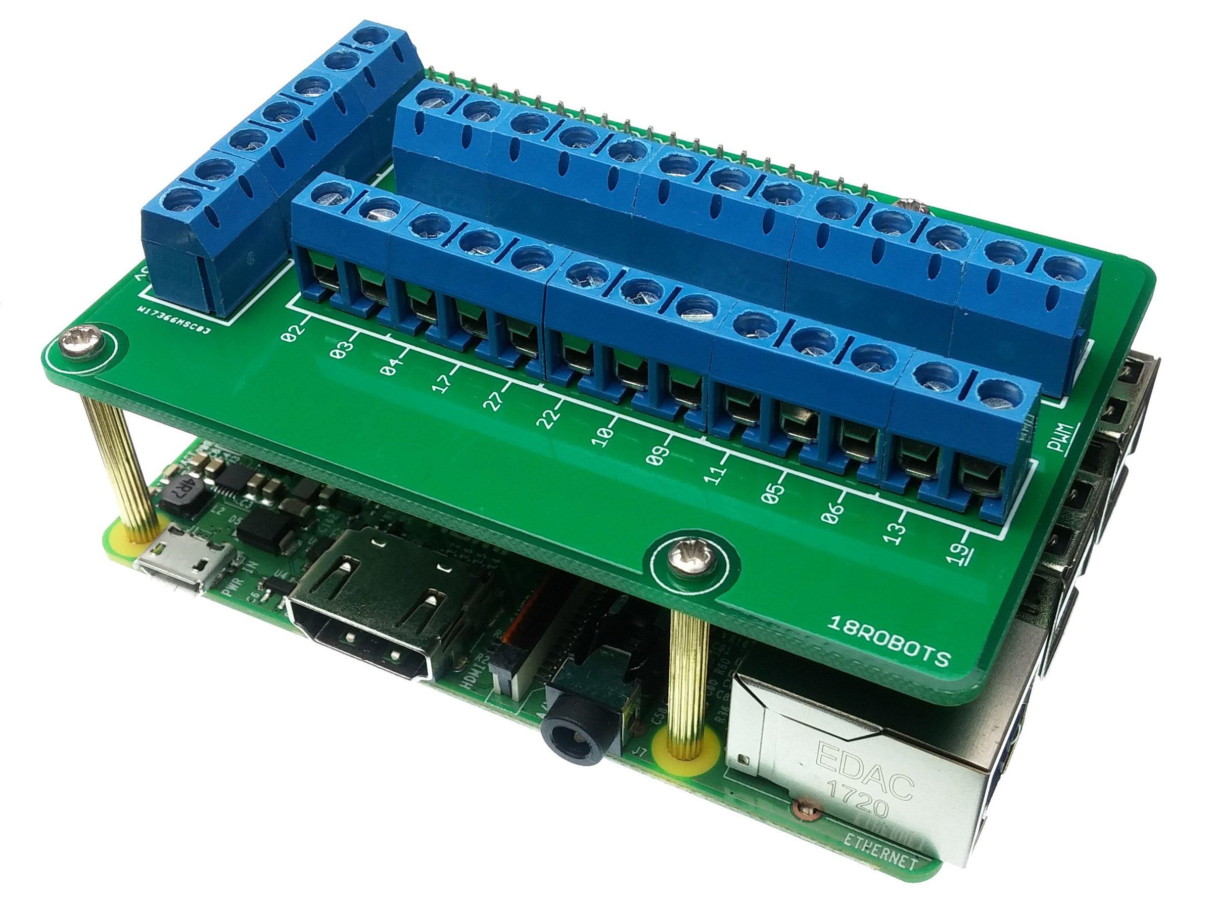 10w High Power Rgb Led Module With Heatsink Fan From 18robots On Adjustable Driver Sale Raspberry Pi Screw Terminal Shield V2