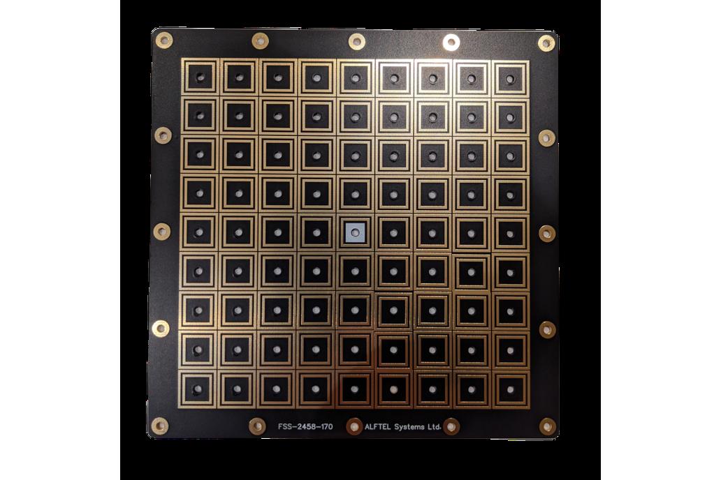 2.4/5.8 GHz Dual-Band RF Reflector for WiFi/BT 1