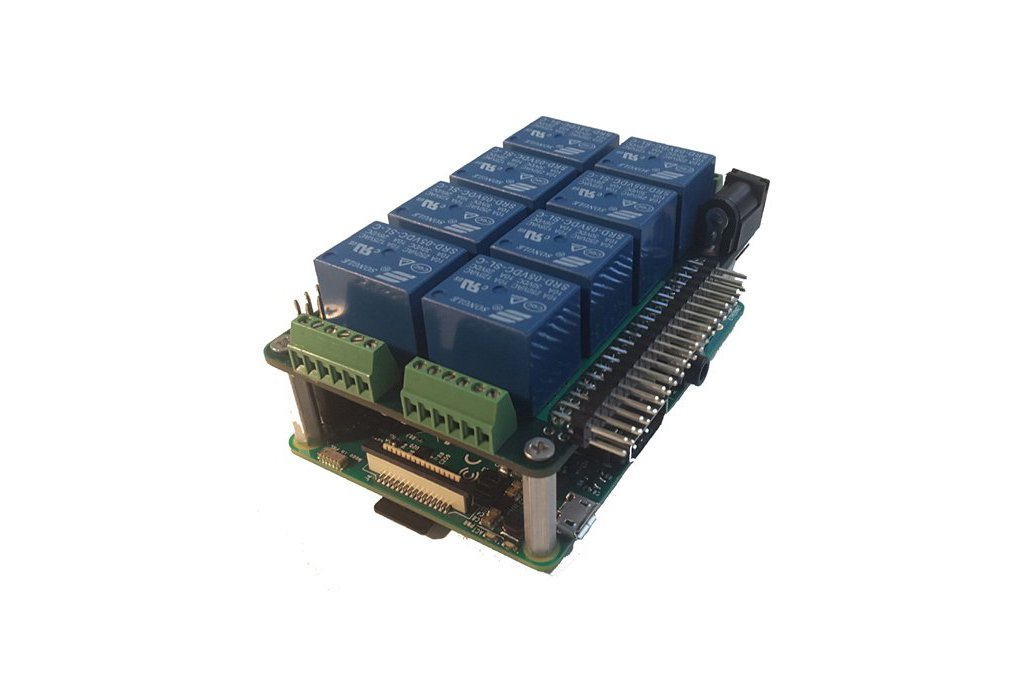 Mega-IO Expansion Card for Raspberry Pi/Zero 2