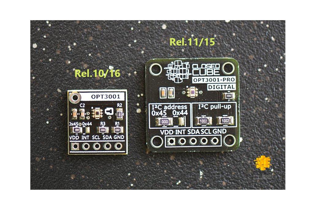 OPT3001 Digital Ambient Light Sensor Breakout 6