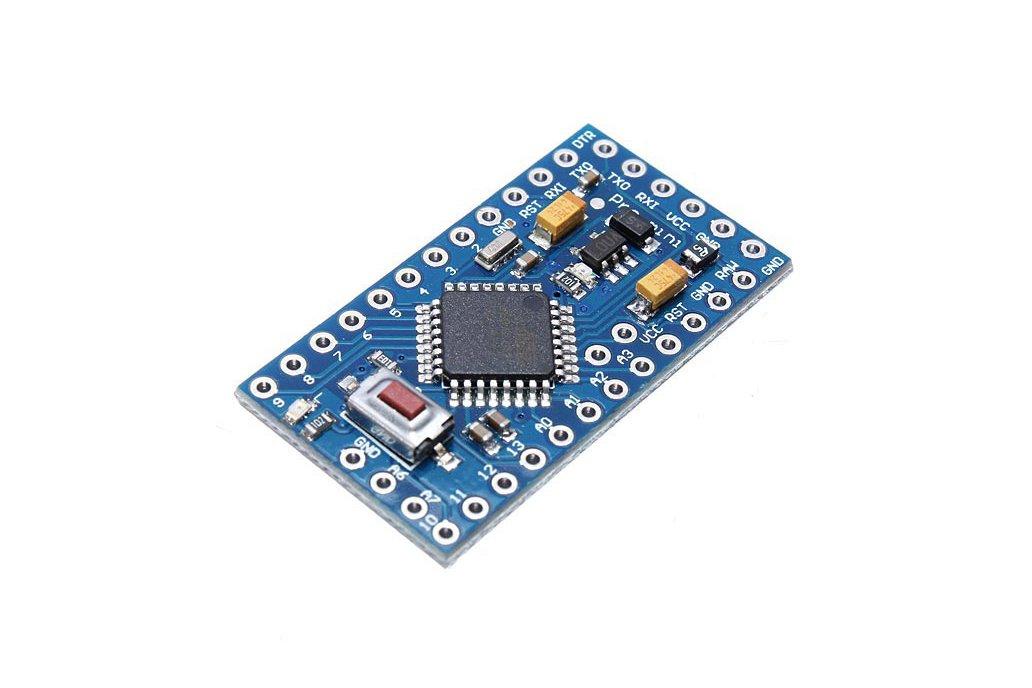 Arduino Compatible Nano Size Board 4