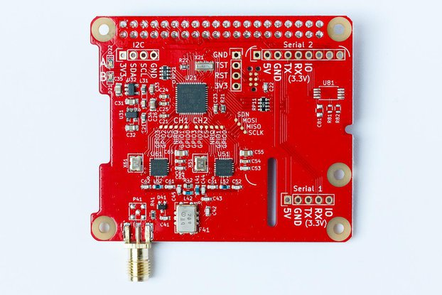 dAISy HAT - AIS Receiver for Raspberry Pi