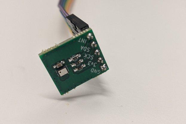 Barometric Pressure Sensor DPS368 Breakout