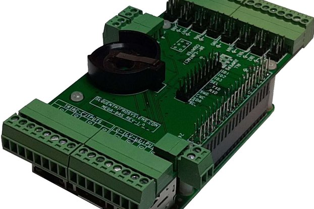 Building Automation IO Card for Raspberry Pi