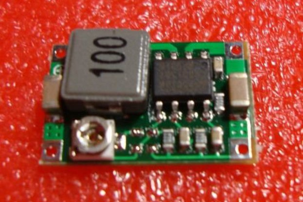 Mini Adjustable Voltage Regulator (SMALL)