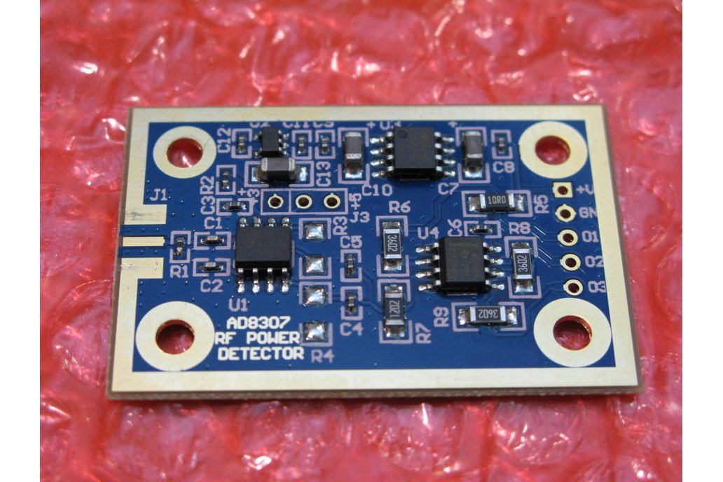 RF Power meter head AD8307AR Measure RSSI VSWR