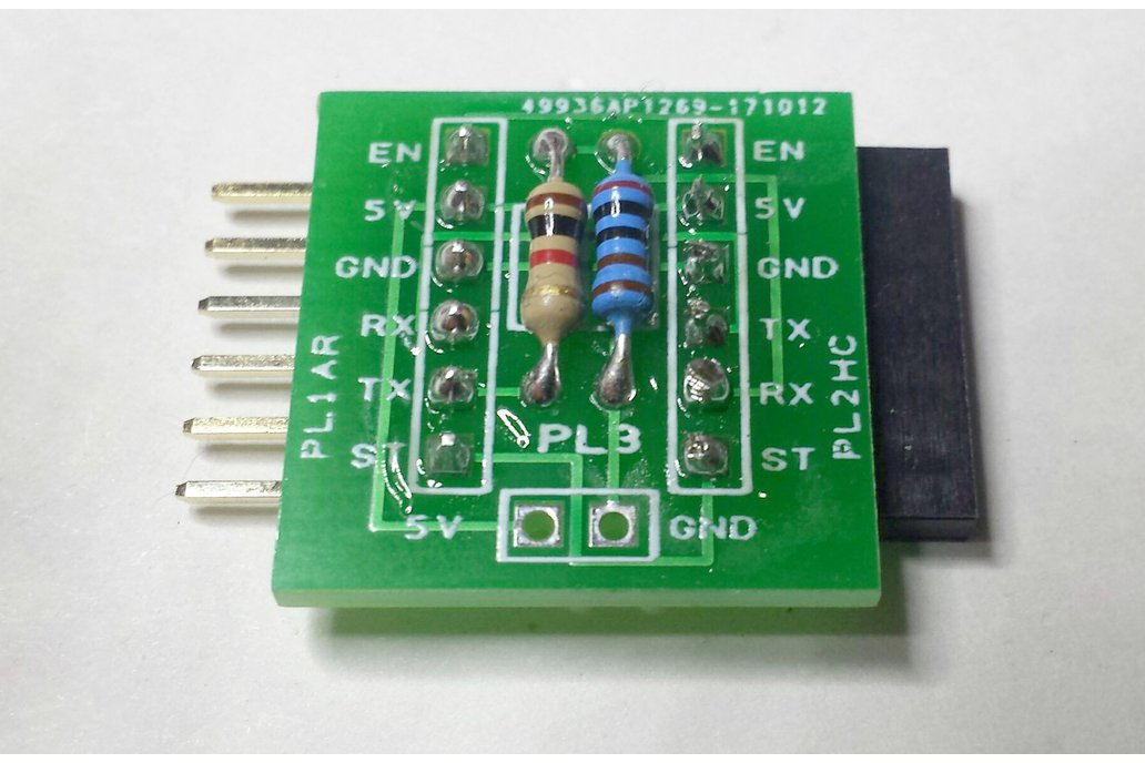 Bluetooth Module HC-05, HC-06, HM-10 Converter 1