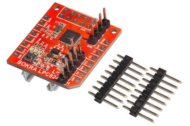 LPC824 Lite with Cortex-M0+ MCU