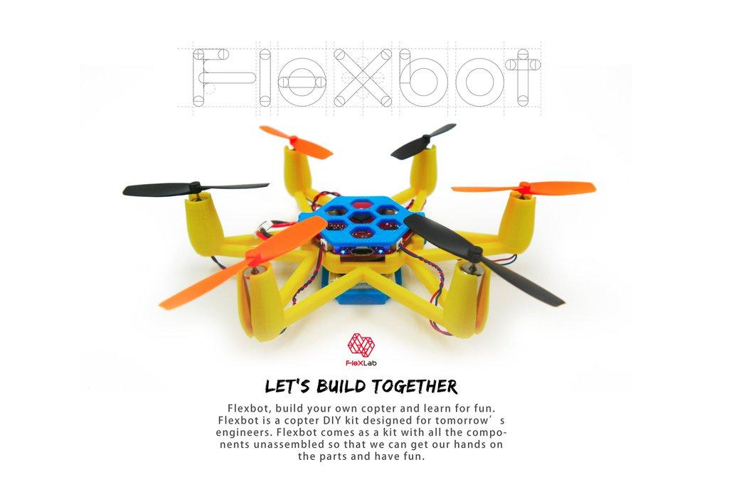 Flexbot Hexacopter Kit 3