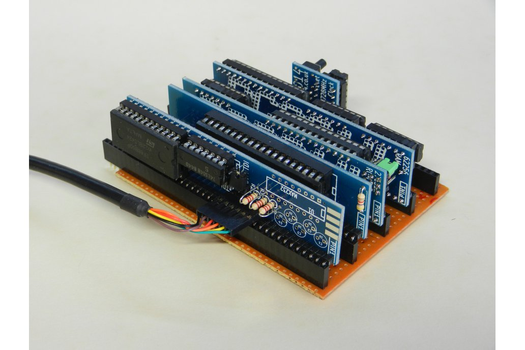 Serial I/O Module For RC2014 Z80 Homebrew Computer 4