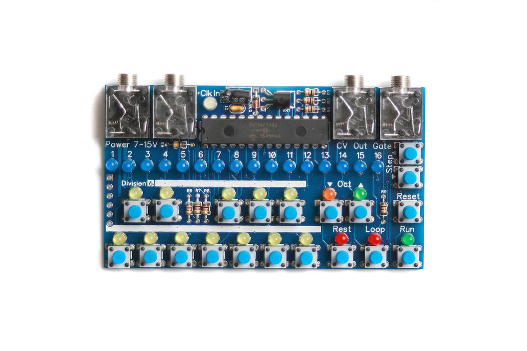 Division 6 Business Card Sequencer 1