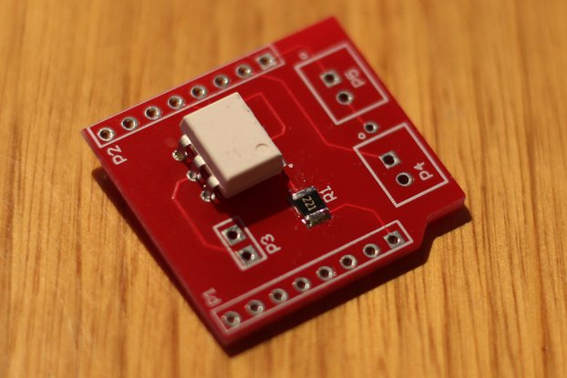 Camera shutter shield for Wemos D1 Mini ESP8266