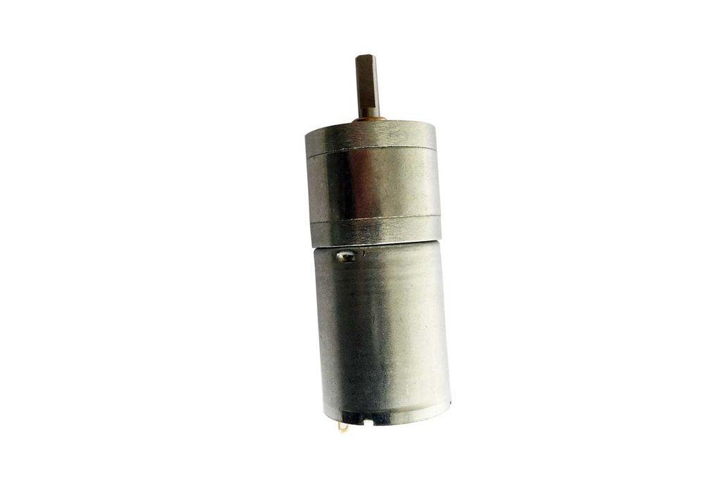 CGM-25GA-370 12V 320RPM DC Motor Deceleration Moto 1